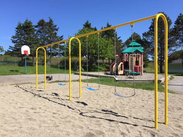 Havelock Drive New Swing Set