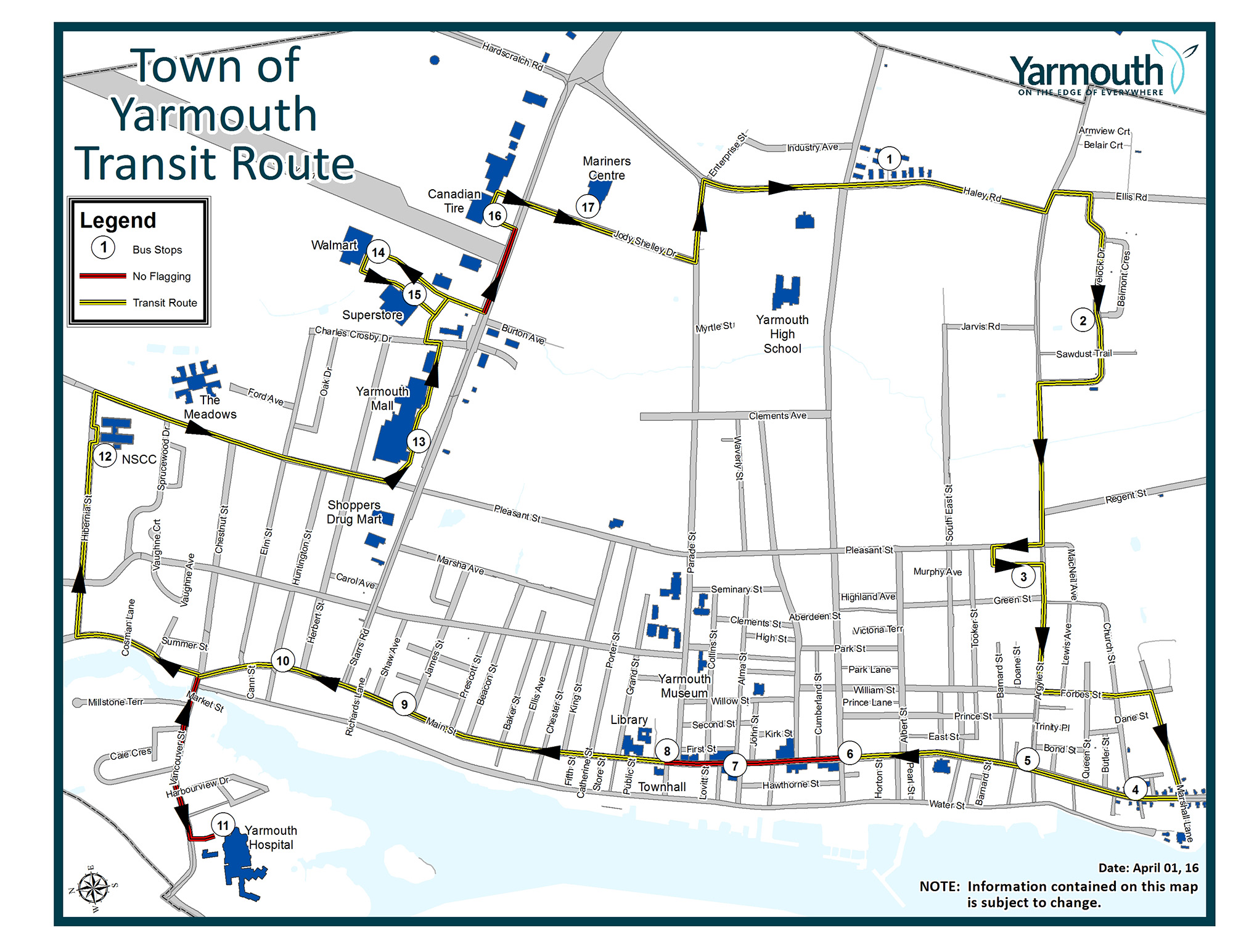Town of Yarmouth - Town of Yarmouth